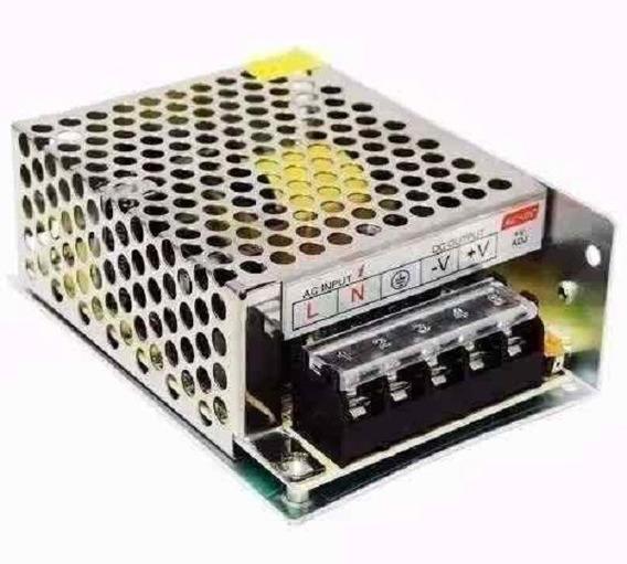 Fonte Chaveada 5v 10a 10 Amperes 50w Raspberry Fita Led