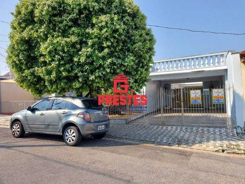 Casa De Rua-à Venda-vila Santa Rita-sorocaba - Stca30084