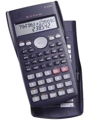 Calculadora Científica Joinus Ka-82ms Display Lcd