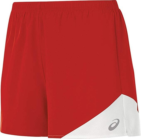Short Deportivo Asics Para Dama Voleibol, Voley, Gym Running