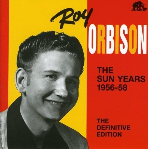 Roy Orbison Sun Years 1956-58: Definitive Edition Cd Us Imp
