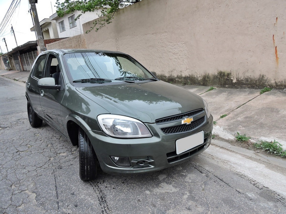 Gm Celta Spirit 1.0 Vhce Flex Vidros E Travas Financiamos
