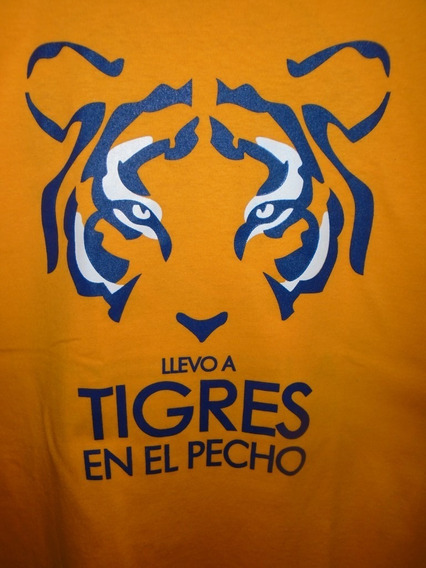 Playera Cristiana Tigres
