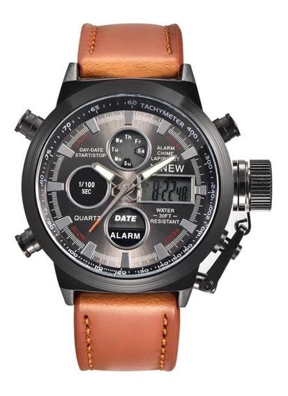 Relógio Esportes / Militar Analógico / Digital Xinew 3003