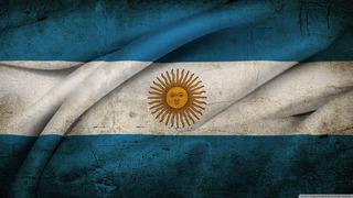 Bandera De Argentina + Bandera Eeuu + Bandera Uk