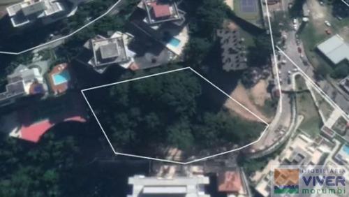 Terreno Localizado Entre A Av. Giovanni Gronchi E Av. Hebe Camargo, Uma Região Residencial Muito Con - Nm4941