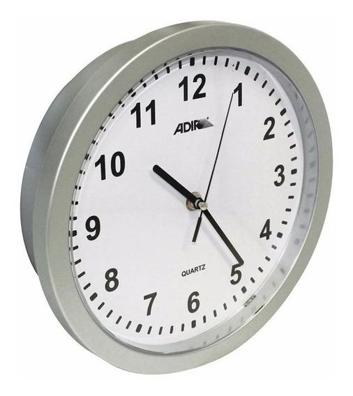 Caja Secreta Seguridad Reloj Funcional Empotrable 1956 Adir