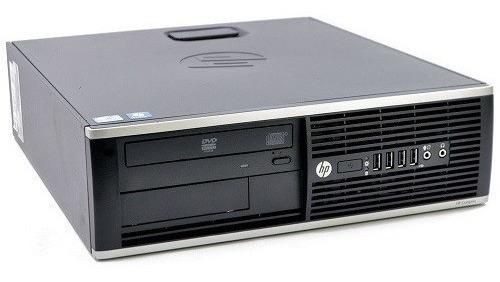 Micro Hp Elite 8300 Core I7-3770 / 8 Gb Ddr3 / Ssd120gb