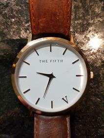 Relógio The Fifth Watches Ny Importado Raríssimo No Brasil
