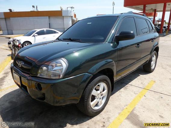 Hyundai Tucson Gl Sincronico