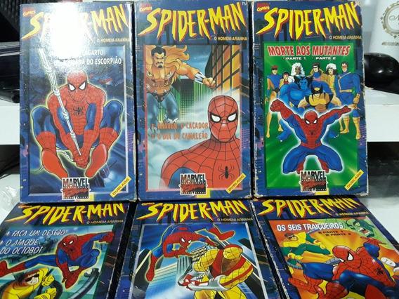 Homem Aranha / Spider - Man / Coleção Completa Dvd