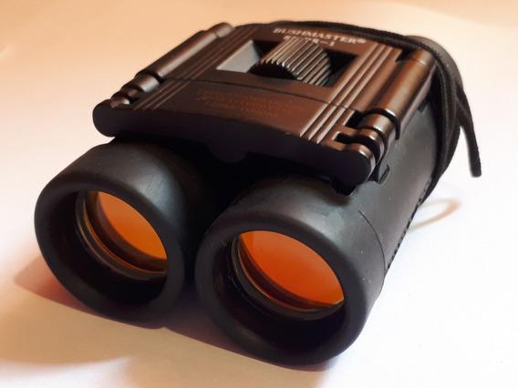 Binóculo Bushmaster Compacto C/ Estojo Manual E Lenço