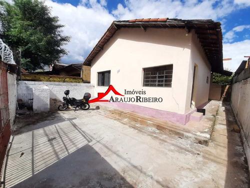 Imagem 1 de 10 de Casa Com 3 Dorms, Campos Elíseos, Taubaté, Cod: 60667 - A60667