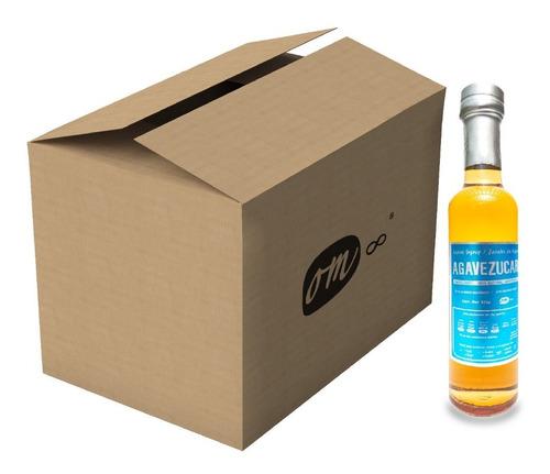 Caja De Jarabe Agavezucar Liquido 355g