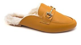 Sapato Mule Feminino Rasteira Coleção Nova