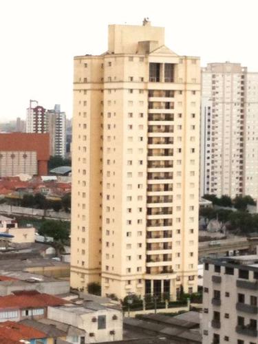 Imagem 1 de 22 de Cobertura Com 3 Dormitórios À Venda, 174 M² Por R$ 1.400.000,00 - Tatuapé - São Paulo/sp - Co0108