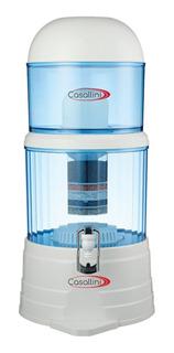 Filtro Purificador Agua Casa14l Bioenergetico Dispensador