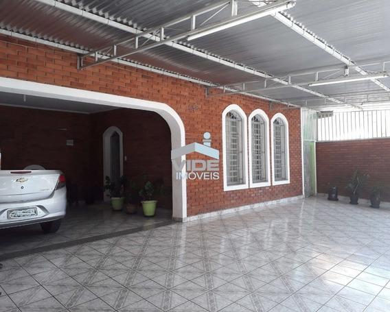 Casa Para Venda No Jardim Campos Elíseos Campinas - Ca03930 - 34470328