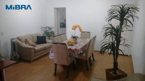 Apartamento 3 Quartos Na Praia Do Canto. - Ap0814