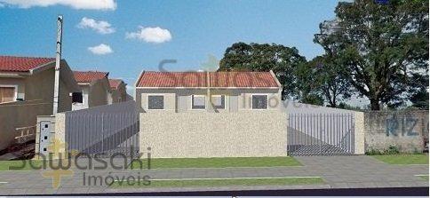 Casa A Venda No Bairro Campina Da Barra Em Araucária - Pr.  - 3719-1
