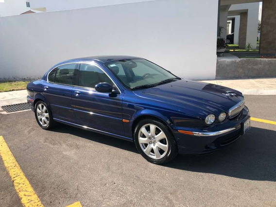 Jaguar X-type 2.5 V6 At 2004