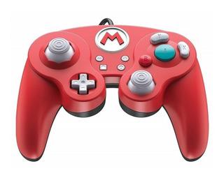 Joystick PDP Fight Pad Pro Mario