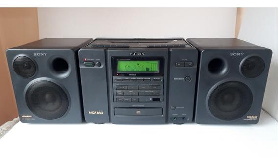 Atenção! Radio Sony Mega Bass Cfd-757s