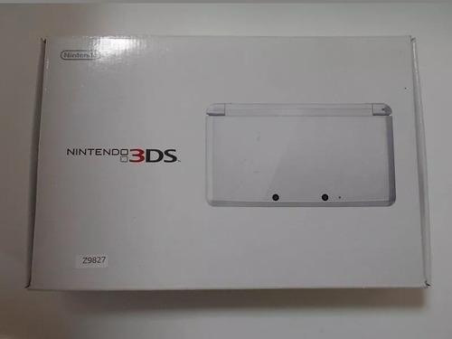 Nintendo 3ds Old Japonês Novo