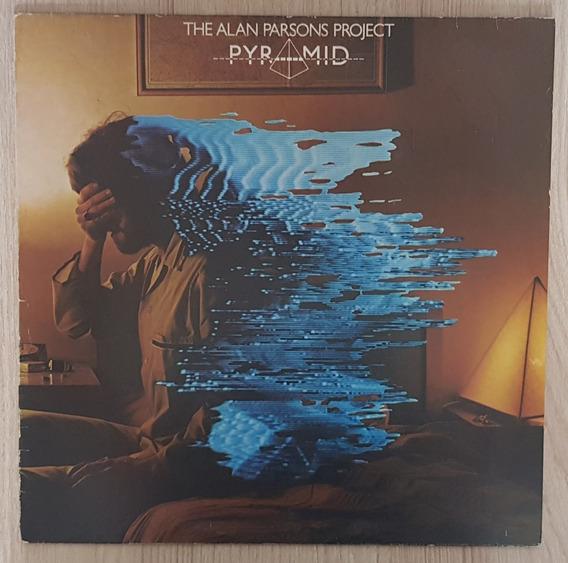 Lp Vinil - The Alan Parsons Project - Pyramid - Nac. 1978