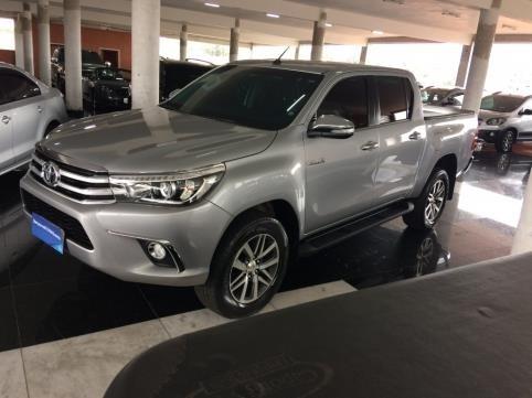 Hilux Para Retirada De Pecas Toyota Hilux Srx 2016 Sucata