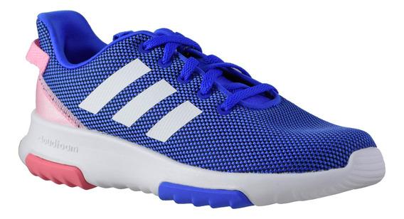 Zapatillas adidas Cf Racer Tr Niños Azul