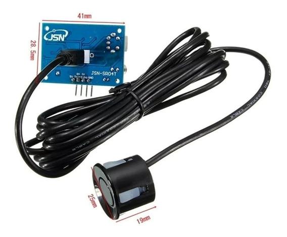 Sensor Ultrassônico Jsn-sr04t 2.0 (a Prova D