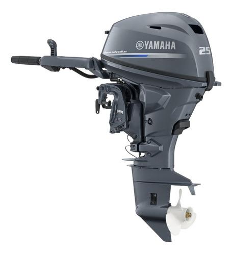 Yamaha  F25 Gmhs 4t Cnpj/prod Rural Consultar Região