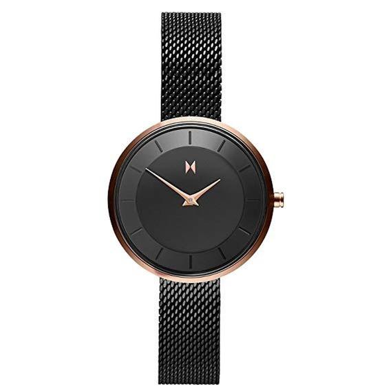 Reloj Mvmt Mod Negro Mujer Fb01-bl