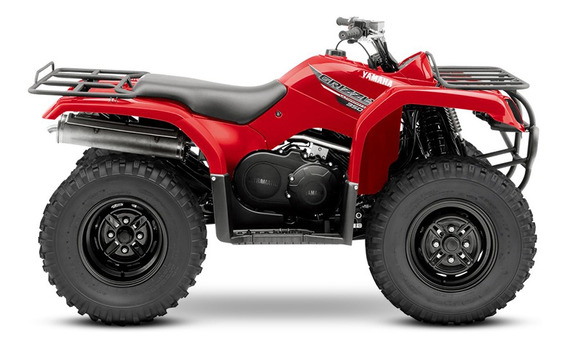 Oferta! Yamaha Grizzly 350 4x4 2017 / Performance Bikes