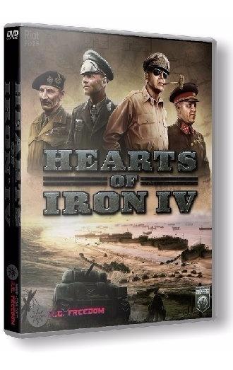 Hearts Of Iron 4 Field Marshal Edition Pc Dvd Frete 8 Reais