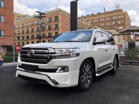 Toyota Sahara White Edition