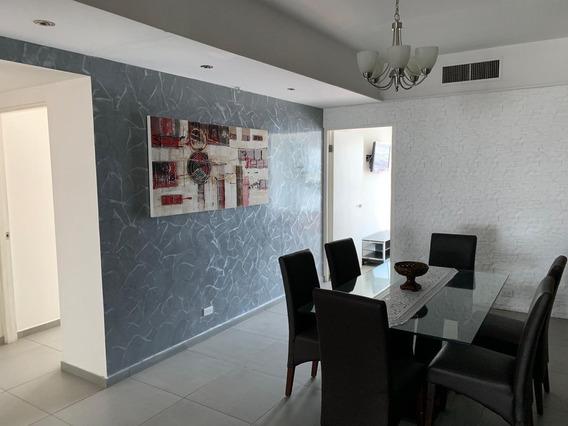Apartamento En Alquiler En Avenida Balboa 20-521hel*