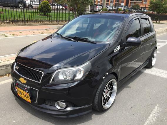 Chevrolet Aveo Emotion Gt 1600 Cc Aa Mt