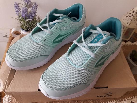 Zapatillas Mujer Topper Nuevas N°39