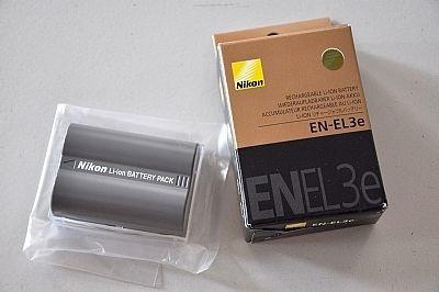 Bateria Nikon En-el3e Original