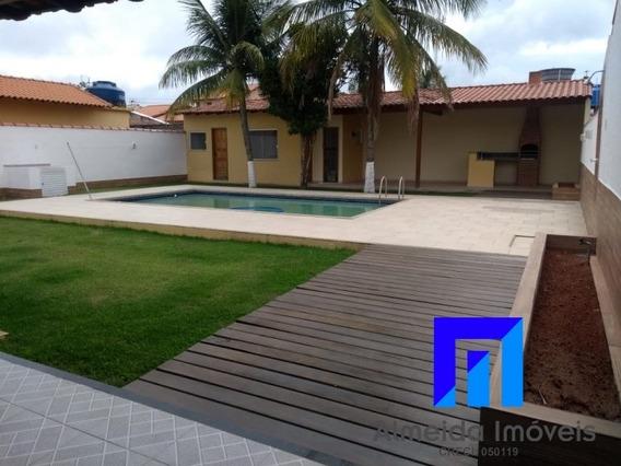 Casa 4 Qts Com Piscina Itaipuaçu!! - Ja544