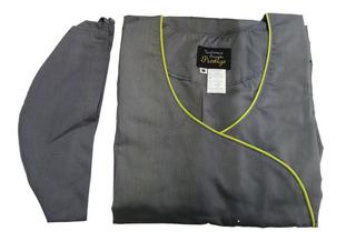 Pijama Quirurjica Dama Talla Grande H2-62 (36/38)