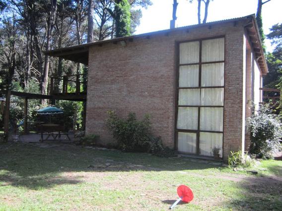 Chalet De 240m2 Con 3 Dormitorios En El Bosque Peralta Ramos