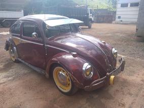 Volkswagen Fusca 1966 Rat Look