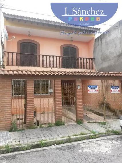 Casa Para Venda Em Itaquaquecetuba, Vila Miranda, 3 Dormitórios, 1 Suíte, 3 Banheiros, 2 Vagas - 180321a