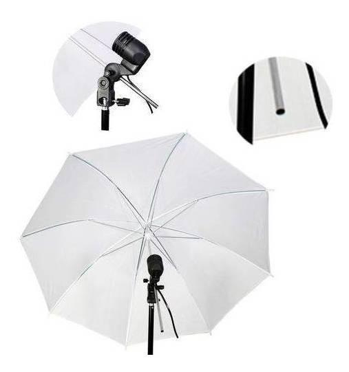 Kit Estúdio De Iluminação Duplo Para Fotografia E Filmagem