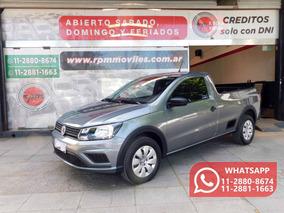 Volkswagen Saveiro 1.6 Gp Cs Safety 2017 Rpm Moviles