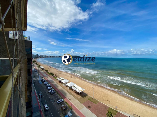 Imagem 1 de 25 de Apartamento De 3 Quartos E 3 Vagas De Garagem De Frente Para O Mar Da Praia Do Morro - Pm371 - 33342077