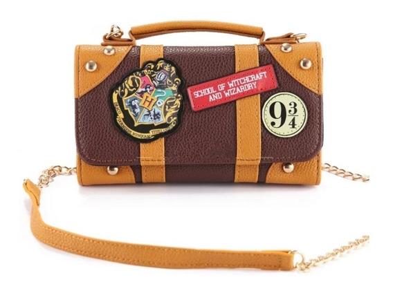 Cartera Harry Potter - Bolso Hogwarts - Billetera Hp-redsale